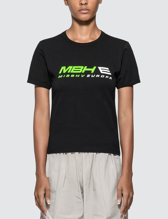 Misbhv Europa Fitted T-shirt