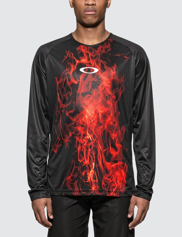Oakley MTB Tech Long Sleeve T-Shirt