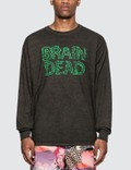 Brain Dead Gooey Long Sleeve T-Shirt Picture