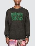 Brain Dead Gooey Long Sleeve T-Shirt 사진