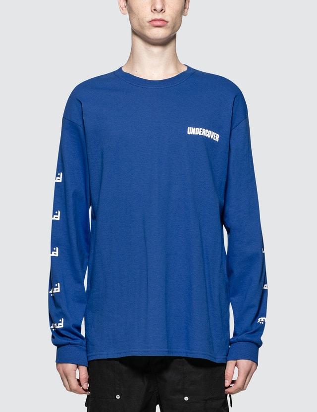 Undercover Skull L/S T-Shirt