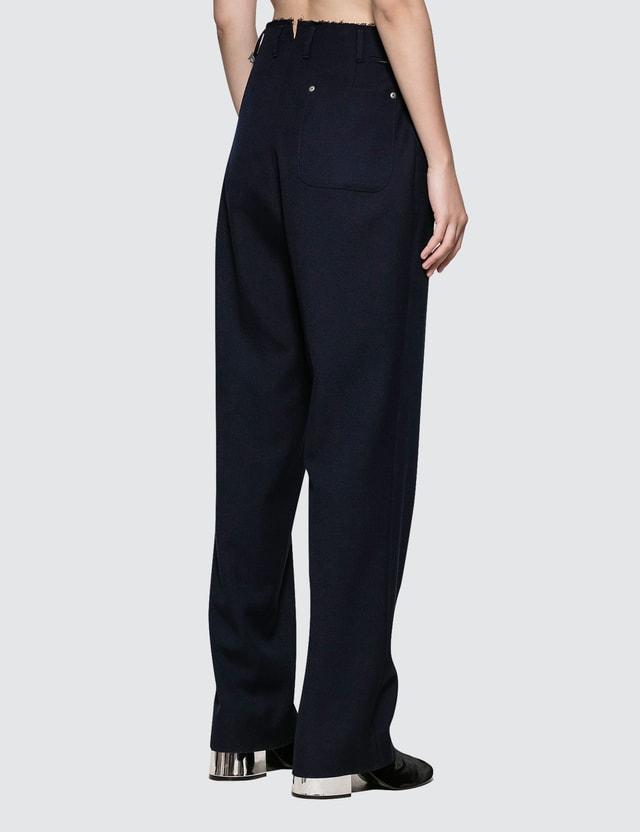 Maison Margiela Heavy Gabardine Trousers