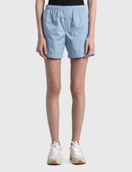 Daniëlle Cathari Deconstructed Cotton Shorts
