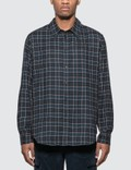 Martine Rose Classic Check Shirt Picutre