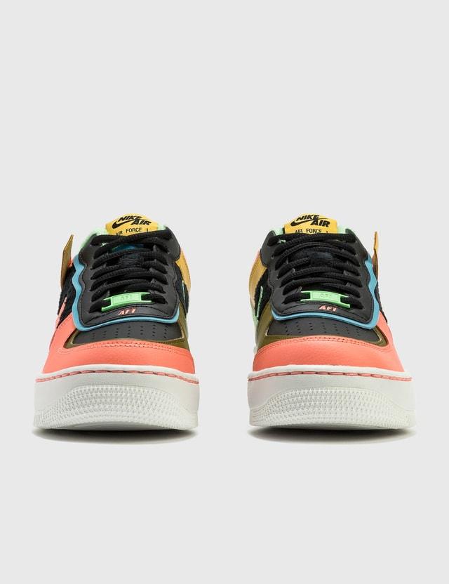 Nike Nike Air Force 1 Shadow SE Solar Flare/atomic Pink-baltic Blue Women