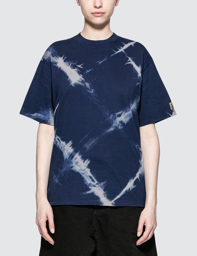 Aries Argyle Short Sleeve T-Shirt