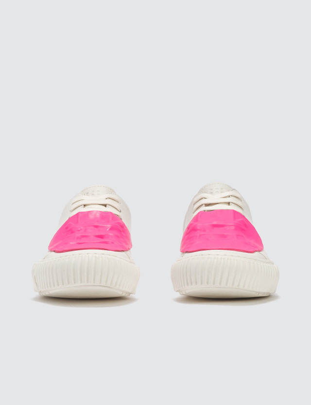Both Rubber Patch Low-top Runners