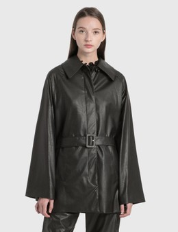 MM6 Maison Margiela Eco Leather Jacket