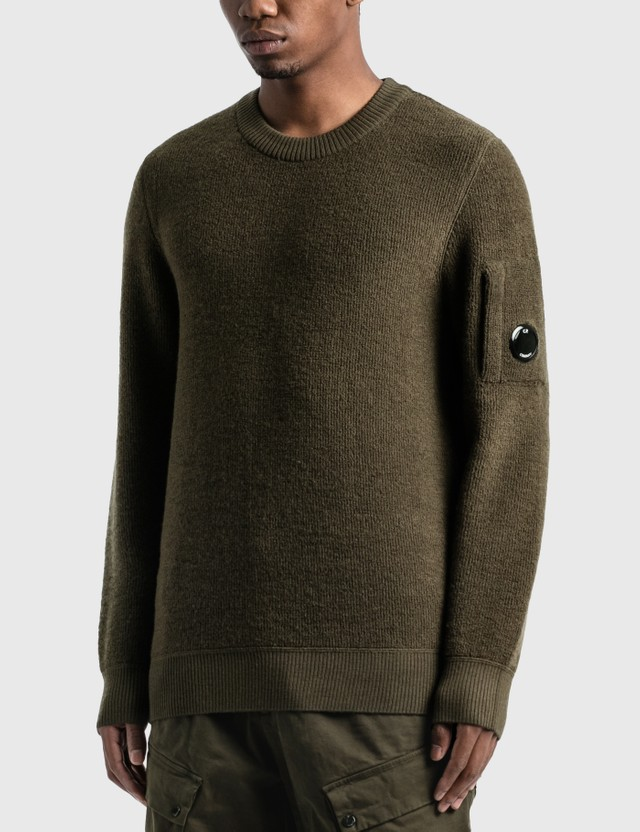 CP Company Merino Sponge Sweater