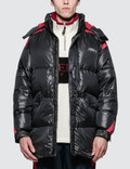 Perry Ellis Hooded Down Jacket Picture