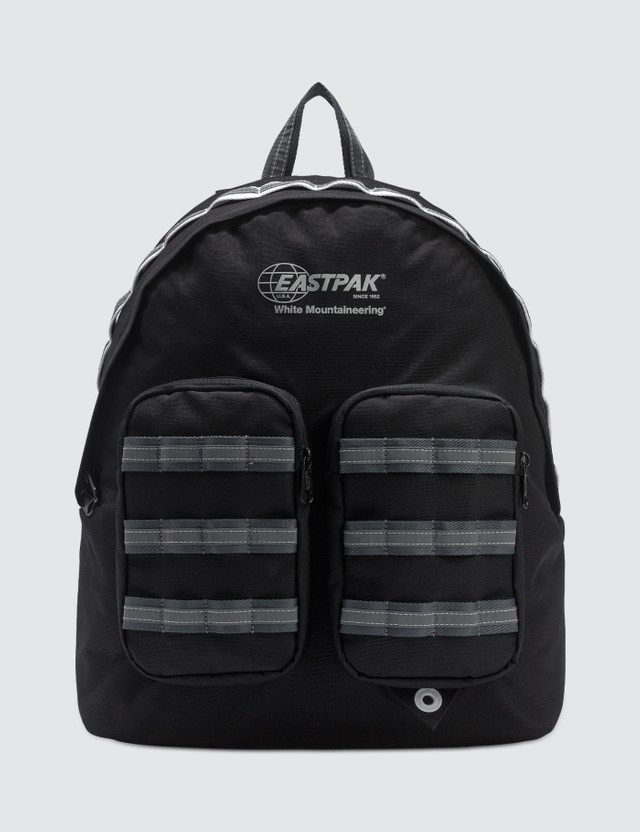 White Mountaineering WM x Eastpak Reflective Taped Daypack