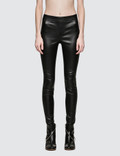 Helmut Lang Leather Leggings Picture