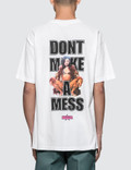 Cherry Don't Make A Mess S/S T-Shirt Picutre