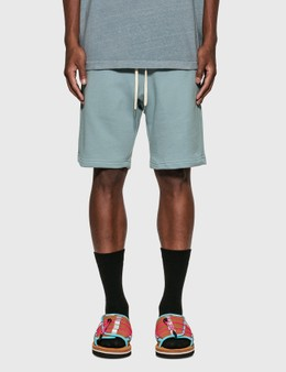 John Elliott Crimson Shorts