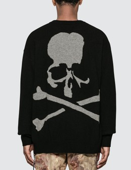 Mastermind World Skull Logo Jumper