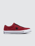 Converse One Star Picture