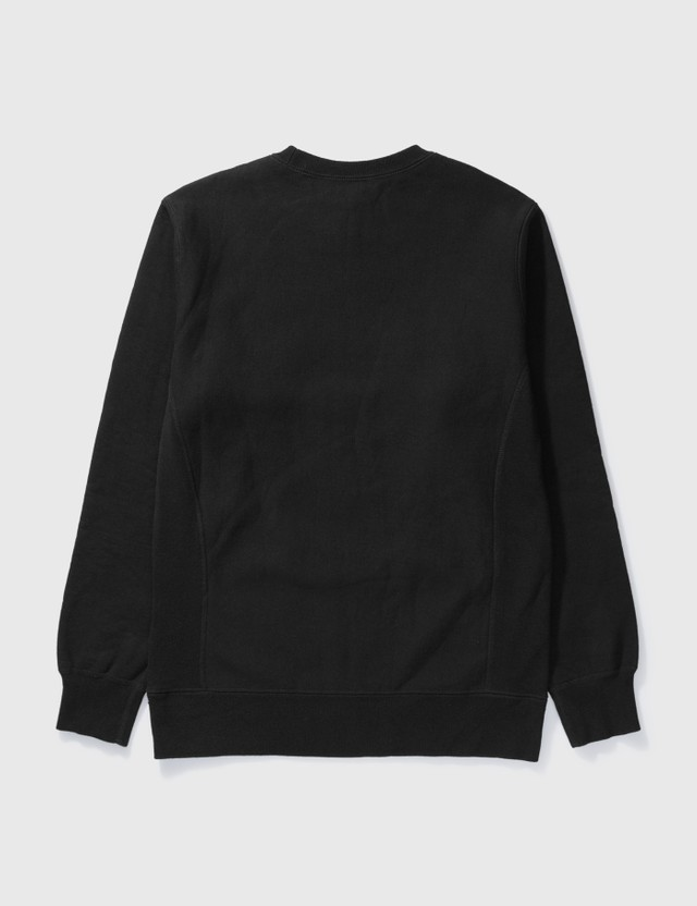 Supreme Supreme Box Logo Black Crewneck Black Archives