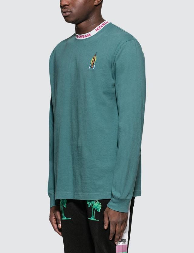 Icecream Rocket L/S Knit T-Shirt