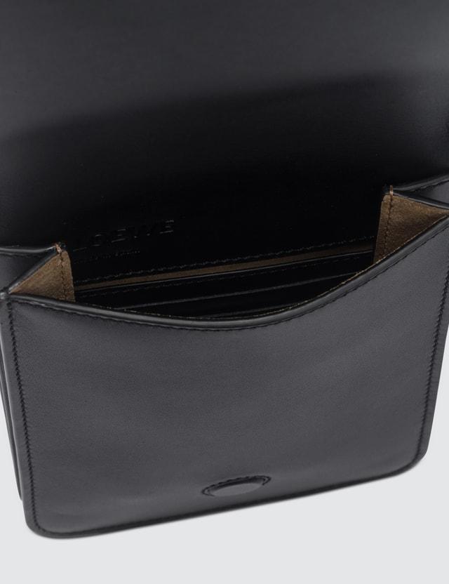 Loewe Gusset Flat Crossbody Bag