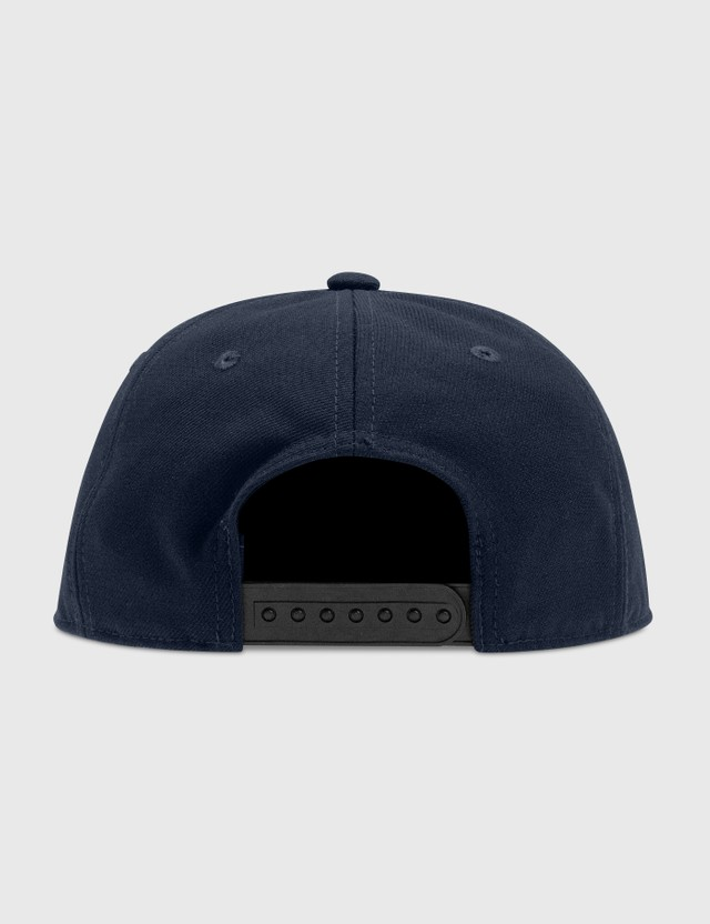 Acne Studios Baseball Cap Navy Men