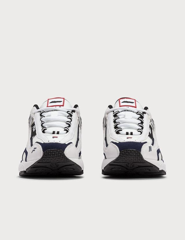 MSGM Fila x MSGM Sneakers White Women