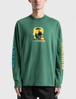 Brain Dead Adapt / Survive Long Sleeve T-Shirt
