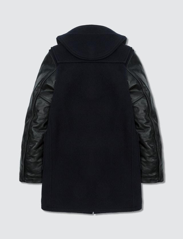 Junya Watanabe Man Gloverall Duffle Coat