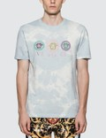 Versace Tie Dye Medusa T-shirt Picutre