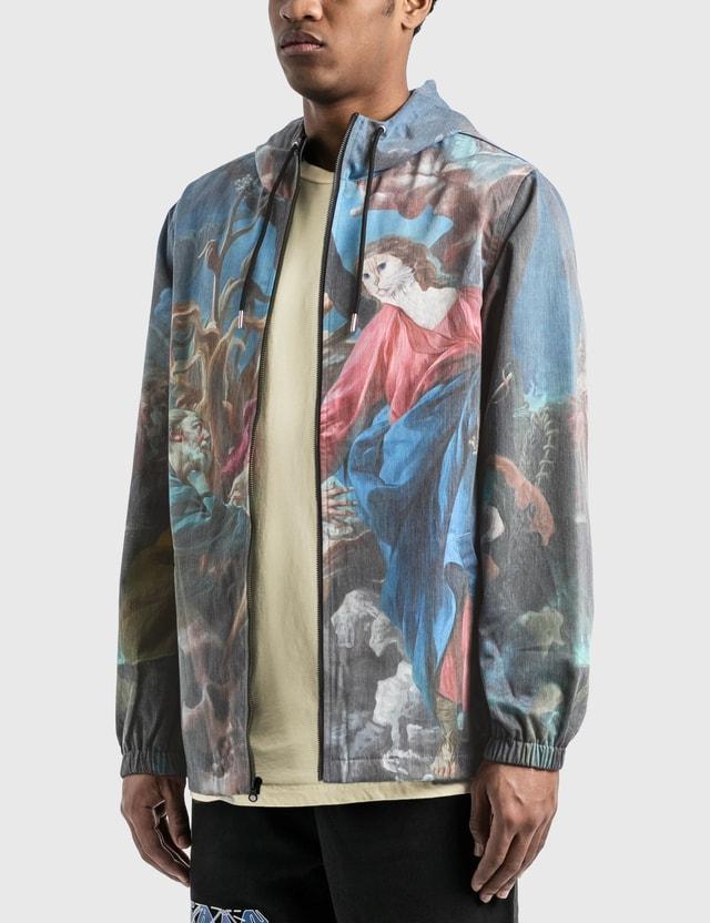 RIPNDIP Majestic Hooded Coaches Jacket