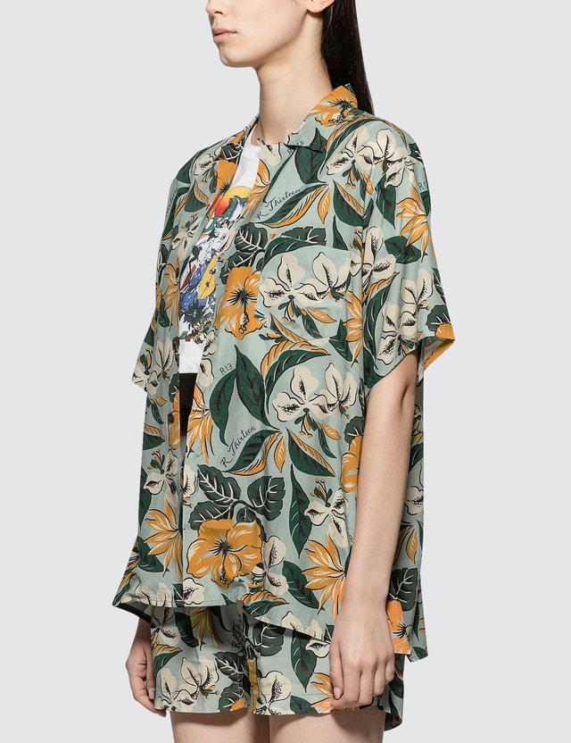 R13 Hawaiian Shirt