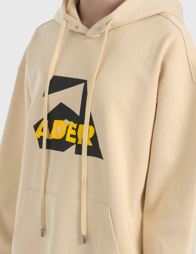 Ader Error Logo Embroideried Hoodie