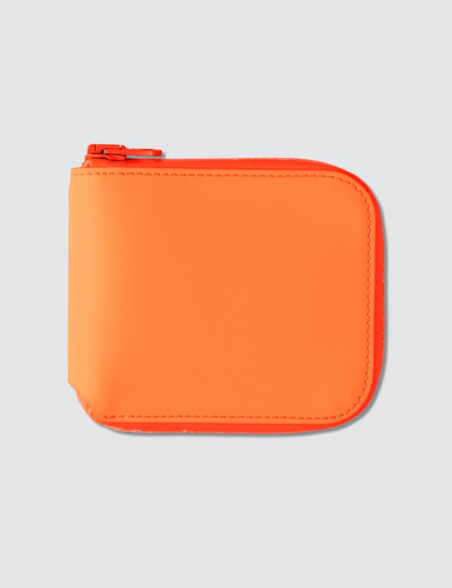 Acne Studios Compact Zip Wallet