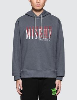 Misbhv Double Embro Hoodie