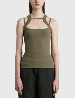 Dion Lee Rib Holster Tank
