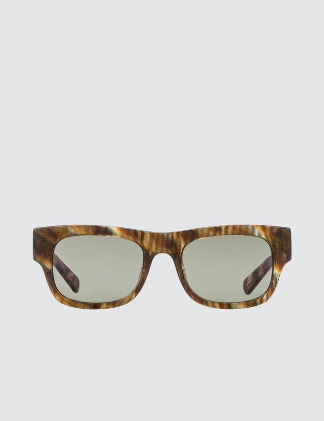 FLATLIST Flat with Solid Brown Lens