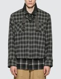 Sacai Ombre Check Shirt 사진