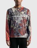 Rassvet Paccbet Artwork Printed Long Sleeve T-Shirt Picture