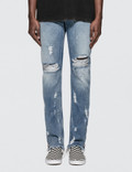 Palm Angels Track Skinny Jeans Picture