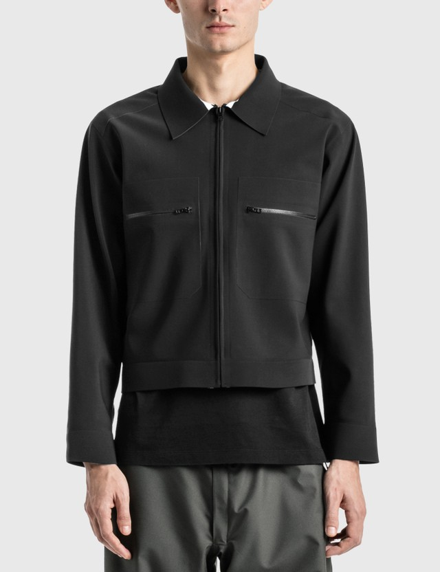 GR10K Bonded Blouson Black Men