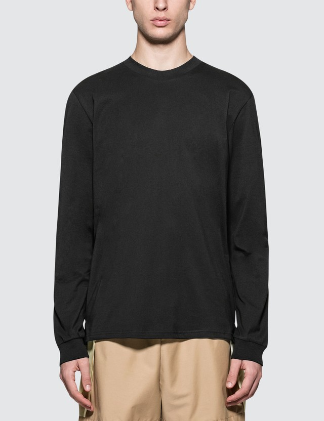 Cottweiler Journey L/S T-Shirt Black Men