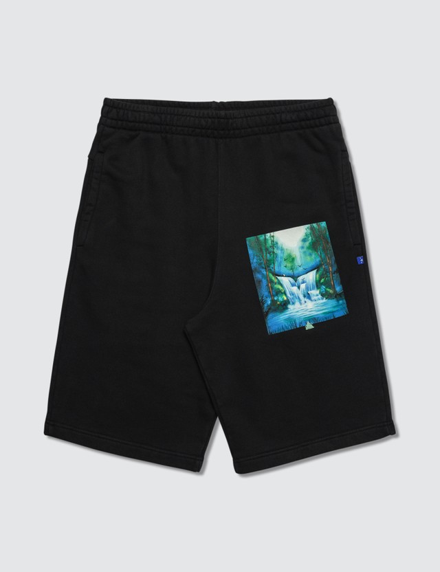 Off-White Waterfall Sweatshorts