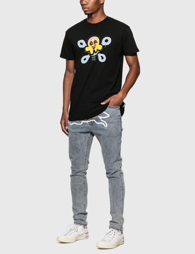 Icecream Wrench T-Shirt Black Men