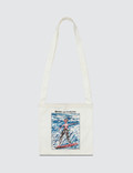 Comme des Garçons HOMME 4 Pattern Painted Shoulder Bag Picture