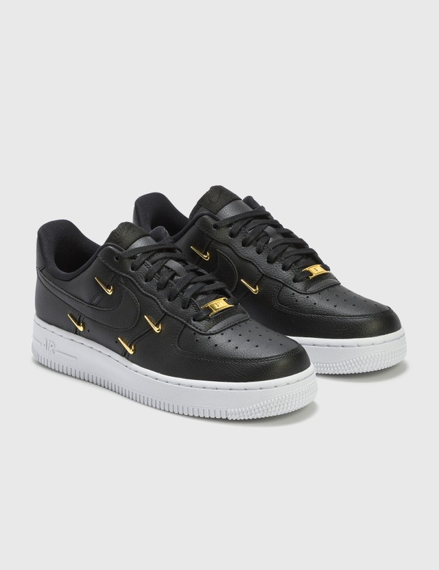 Nike Nike Air Force 1 '07 LX Black/black-metallic Gold-hyper Royal Women