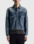 Maison Margiela Destroyed Denim Jacket Picutre