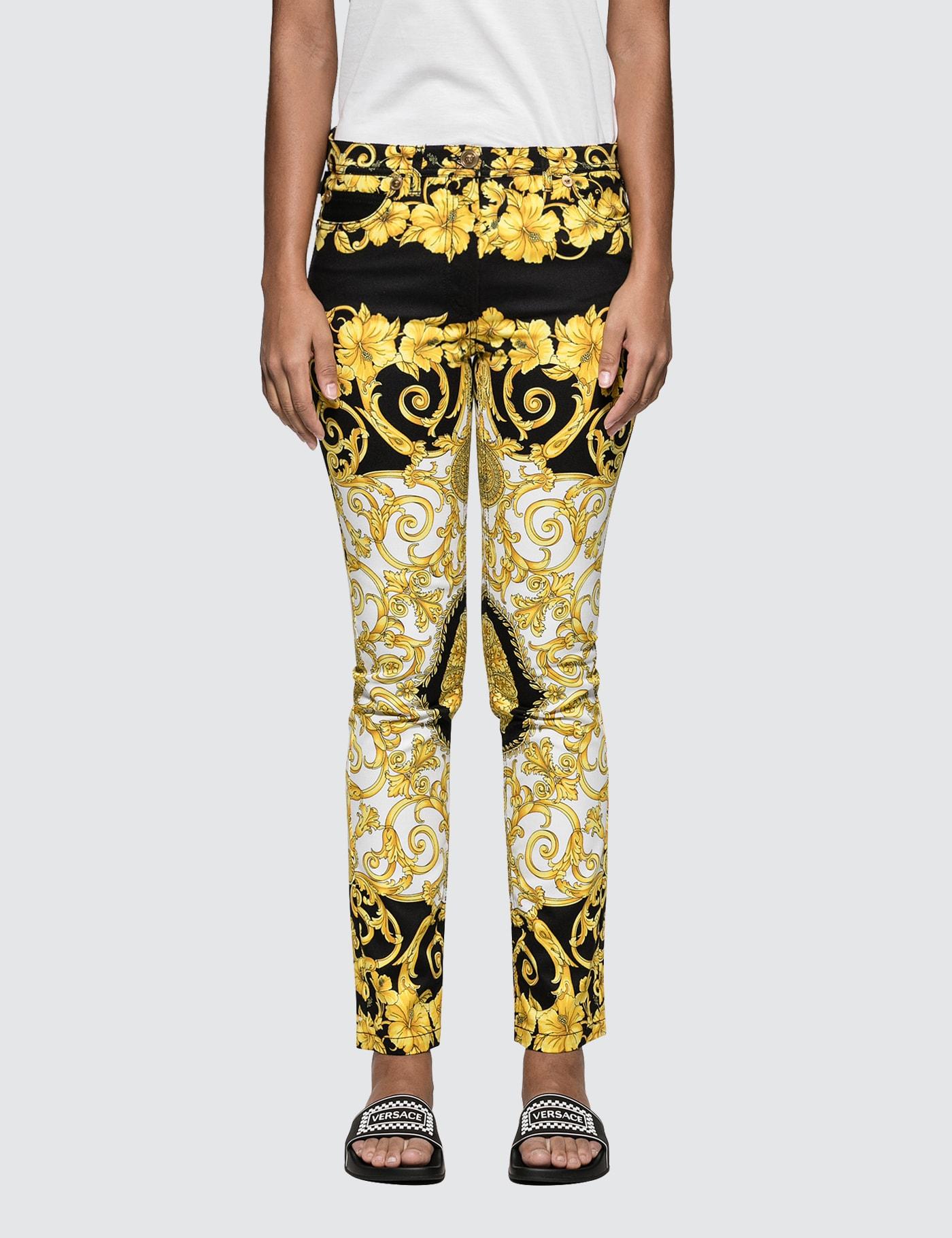 Donna Pantalone Denim Jeans