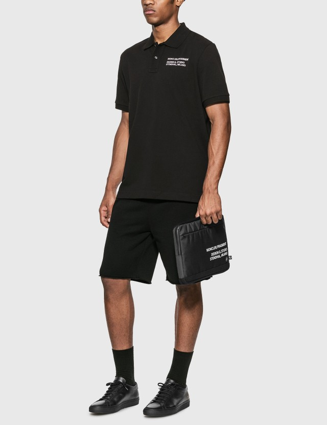 Moncler Genius Moncler Genius x Fragment Design Manica Polo Shirt