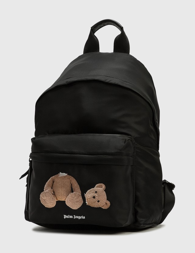 Palm Angels Palm Angels Bear Backpack Black Men