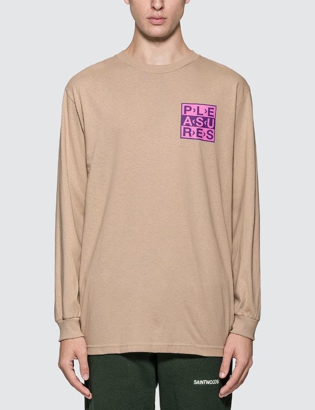 Pleasures Fragile Long Sleeve T-shirt
