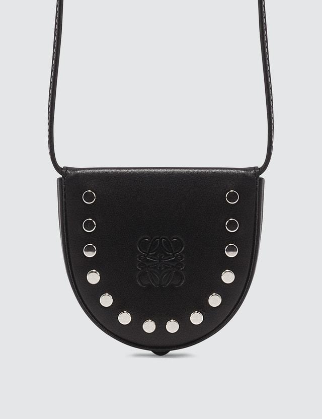 Loewe Heel Studs Necklace Bag